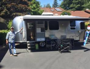 2017 Airstream 23' Flying Cloud
