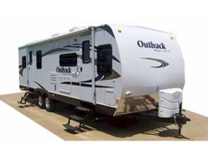 2008 Outback Toy Hauler