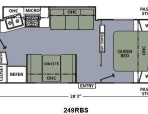 2013 Apex 248RBS