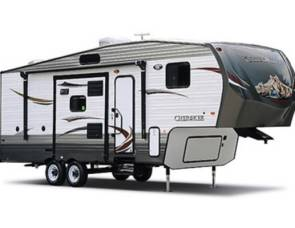 2017 Cherokee 255p