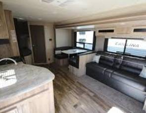2017 Coachmen Catalina SBX 261bhs