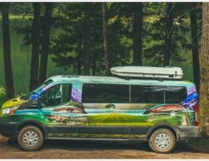 2017 Big Sur Campervan San Fran