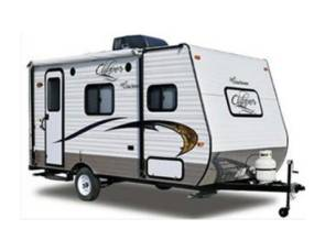 2016 Coachmen Clipper