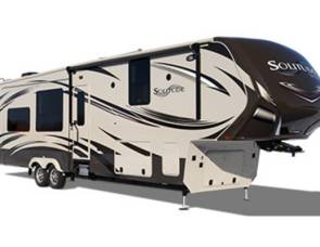 2017 Grand design Momentum 350 toiy hauler