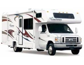 2008 Coachman Ford