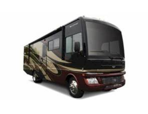 2004 Fleetwood Bounder 35E Double slide.