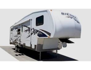 2016 Sierra 371 REBH