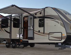 2017 Forest River Wiildcat 312RLI