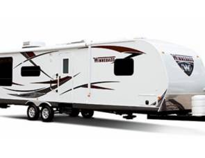 2012 Winnebago Sunset creek