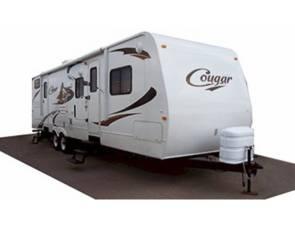 2011 Cougar 35' bunkhouse