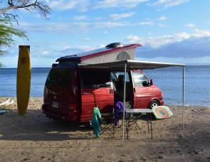 """""""Kapono"""" - VW Westfalia on Maui"""