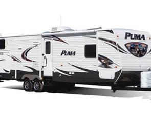 2016 Palomino Puma 32 dbk