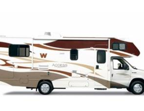 2015 Winnebago 31Minnie 31 bunk