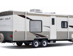 2017 Forest River Grey Wolf 19RR