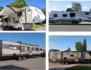 Burners Trailers Northern Nevada Fully Stocked