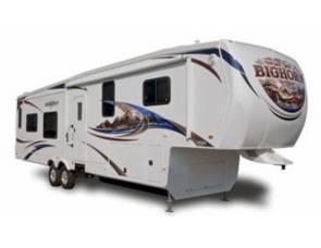 2011 Big Horn Fifth Wheel