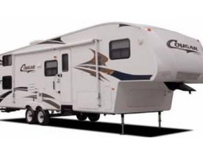 2013 Cougar 5th wheel