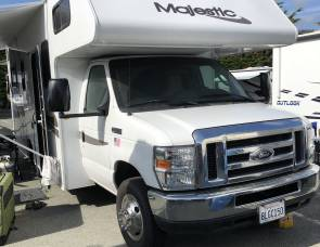 2015 Thor Motor Four Winds Majestic