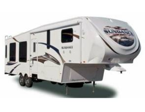 2011 Sundance Fifth wheel