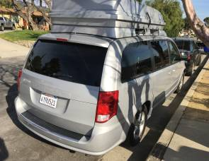 2012 Dodge Caravan Camper