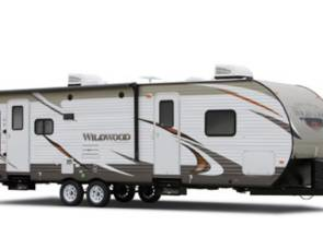 2018 Forest River Wildwood 27RKSS