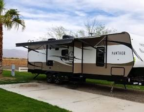 2019 Pacific Coachworks Panther 28'