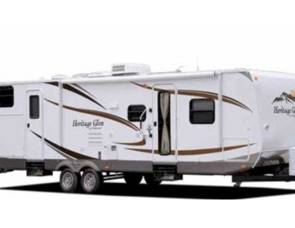 2007 Forest River Wildwood LE T25 SL