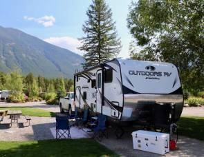 Outdoors RV Mountain Creekside