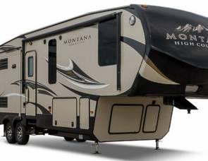 2018 Keystone Montana high country 375fl