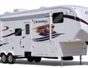 2011 COACHMEN CHAPPARRAL 330FBH