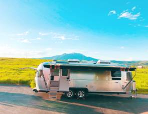 Airstream  Pendleton limited