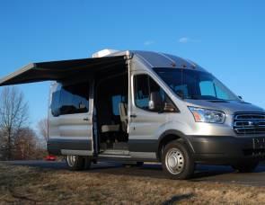 Ford Transit 15 Passenger