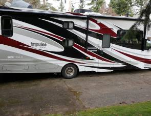 2013 Itasca Impulse Silver