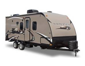 2014 Hearland Wilderness 2550RK