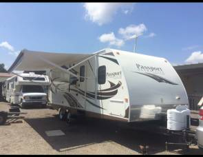2013 Keystone  Passport ultra lite