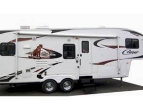 2009 Keystone Cougar 318sab
