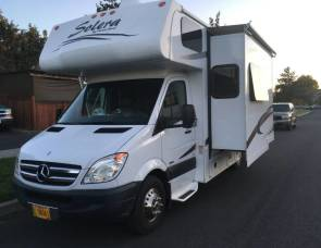 2014 2014 Forest River 24S On Mercedes Diesel