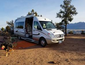 2013 MERCEDES WINNEBAGO ERA 170 X