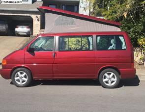 """2004 """"Kapono"""" - VW Westfalia on Maui"""