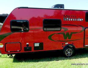 2017 Winnebago Micro Minnie
