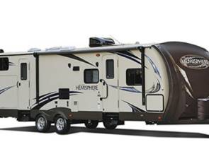 2018 Forest River 3200BH