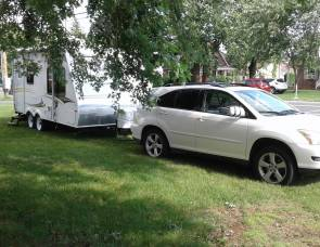 2012 Palomino Stampede 195SD Hybrid Camper