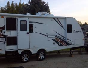 2012 Keystone Passport Ultra Light