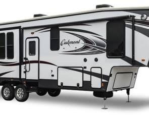 2015 Oakmount 375 qb