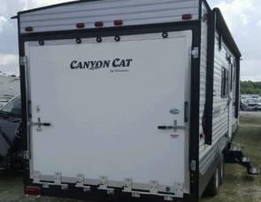 2015 Puma Canyon Cat