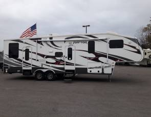 2011 Keystone Raptor 300MP Toy Hauler