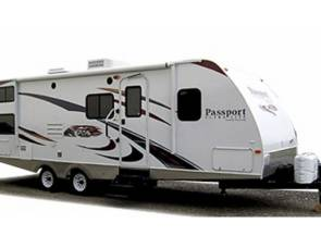2017 Keystone 3220 Passport