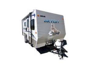 2014 SKYLINE SKYCAT 160B