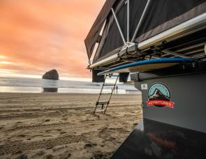 2018 Manley 2018 Adventure Tent Trailer