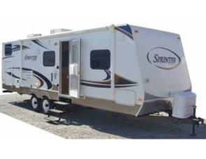 2013 Keystone Sprinter 316 BIK